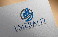 Emerald Tide Financial Logo - Entry #168
