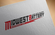 Midwest Battery Logo - Entry #44