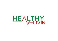 Healthy Livin Logo - Entry #493