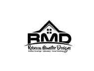 Rebecca Munster Designs (RMD) Logo - Entry #110