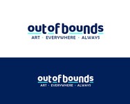 Out of Bounds Logo - Entry #50