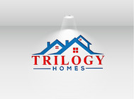 TRILOGY HOMES Logo - Entry #120