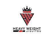 Heavyweight Jiujitsu Logo - Entry #61