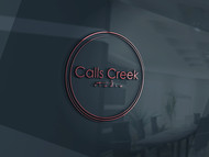 Calls Creek Studio Logo - Entry #146