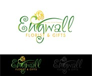 Engwall Florist & Gifts Logo - Entry #97