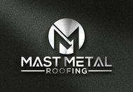 Mast Metal Roofing Logo - Entry #31