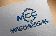 Mechanical Construction & Consulting, Inc. Logo - Entry #152