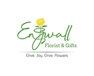 Engwall Florist & Gifts Logo - Entry #52