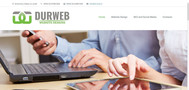 Durweb Website Designs Logo - Entry #179