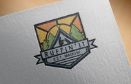 Ruffin'It Logo - Entry #210
