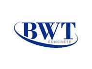 BWT Concrete Logo - Entry #406