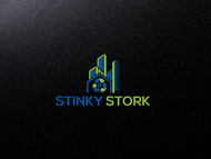 Stinky Stork Logo - Entry #31