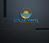 Solar Vinyl Graphics Logo - Entry #258