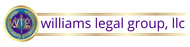 williams legal group, llc Logo - Entry #51
