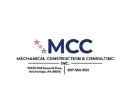 Mechanical Construction & Consulting, Inc. Logo - Entry #25