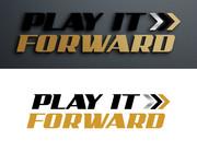 Play It Forward Logo - Entry #174