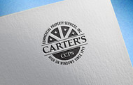 Carter's Commercial Property Services, Inc. Logo - Entry #289