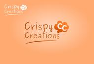 Crispy Creations logo - Entry #117