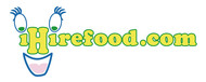 iHireFood.com Logo - Entry #18