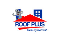 Roof Plus Logo - Entry #255