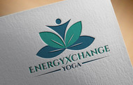 EnergyXchange Yoga Logo - Entry #18