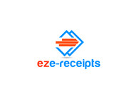 ez e-receipts Logo - Entry #15