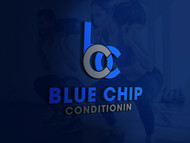 Blue Chip Conditioning Logo - Entry #123