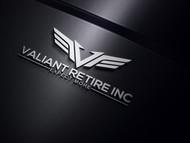 Valiant Retire Inc. Logo - Entry #122