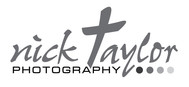 Nick Taylor Photography Logo - Entry #62