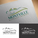 Montville Massage Therapy Logo - Entry #239