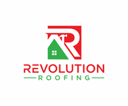 Revolution Roofing Logo - Entry #306