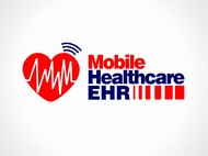 Mobile Healthcare EHR Logo - Entry #4