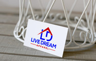 LiveDream Apparel Logo - Entry #42
