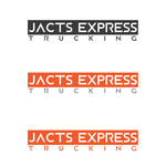 Jacts Express Trucking Logo - Entry #149