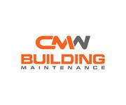 CMW Building Maintenance Logo - Entry #233