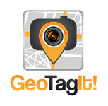 Android/iOS GPS/Photo tagging App Icon Logo - Entry #83