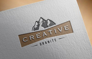 Creative Granite Logo - Entry #258