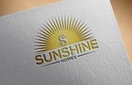 Sunshine Homes Logo - Entry #417