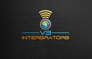 V3 Integrators Logo - Entry #39