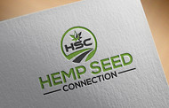 Hemp Seed Connection (HSC) Logo - Entry #175