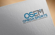 Omega Sports and Entertainment Management (OSEM) Logo - Entry #61