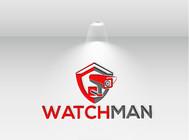 Watchman Surveillance Logo - Entry #39