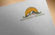 Shepherd Drywall Logo - Entry #368