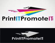 PrintItPromoteIt.com Logo - Entry #247