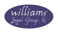 williams legal group, llc Logo - Entry #223