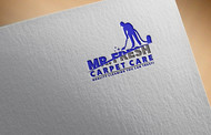 Mr. Fresh Carpet Care Logo - Entry #64