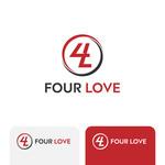 Four love Logo - Entry #93