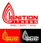 Ignition Fitness Logo - Entry #86