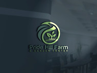 Pride Hill Farm & Garden Center Logo - Entry #15