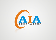 AIA CONTRACTORS Logo - Entry #38